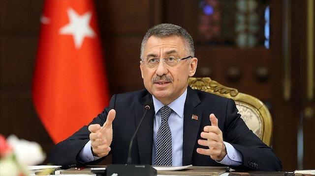 تركيا بلعربي - نائب أردوغان لن نتنازل عن أولوياتنا الأمنية شرق المتوسط
