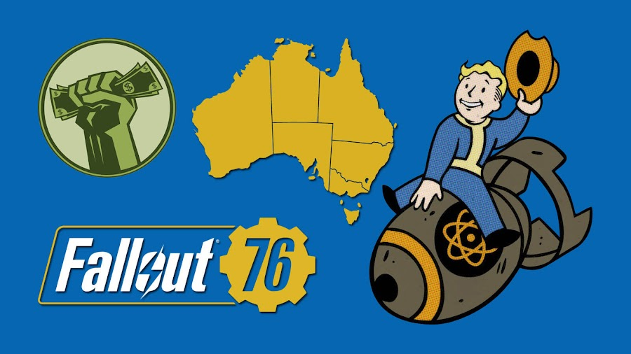 fallout 76 refunds australian players entitled bethesda softworks zenimax media online action role-playing game