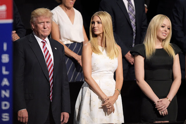 How Ivanka Trump Looks Out for Her Little Sister Tiffany