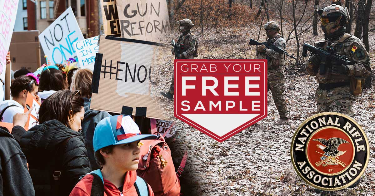 Nra To Solve Pr Problem With Gun Control Supporters Over Near