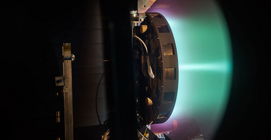 Will X3 Ion Thruster Propel Us to Mars?