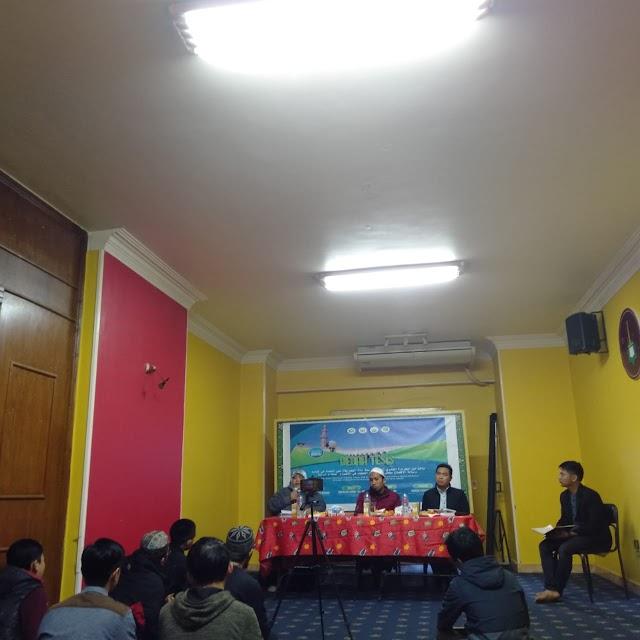 Dalam Acara Bedah Tesis di KPJ, Saifullah Asmat Berikan Tips  Menulis Tesis