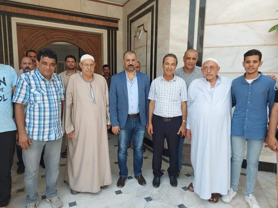 تأييد  كبير  للمهندس سعيد هلال من عائلات جواد حسنى وقرى مركز ابو حمص