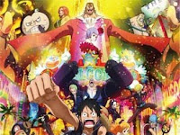 Download Film One Piece Film Gold (2016) Subtitle Indonesia Bluray