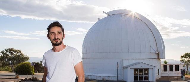Άρης Τρίτσης: Βραβείο MERAC στον  Έλληνα αστροφυσικό  από την Ευρωπαϊκή Αστρονομική Εταιρεία