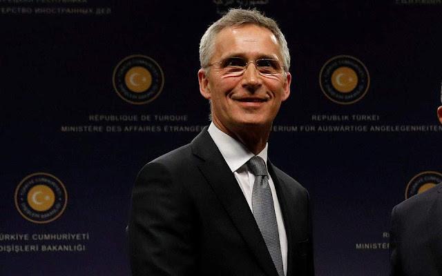 Στόλτενμπεργκ: Δεν υπάρχει σχέδιο ένταξης των Σκοπίων στο ΝΑΤΟ χωρίς συμφωνία με την Ελλάδα