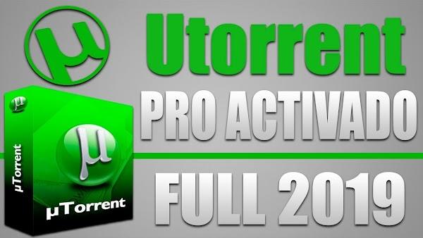 Utorrent pro full 2019