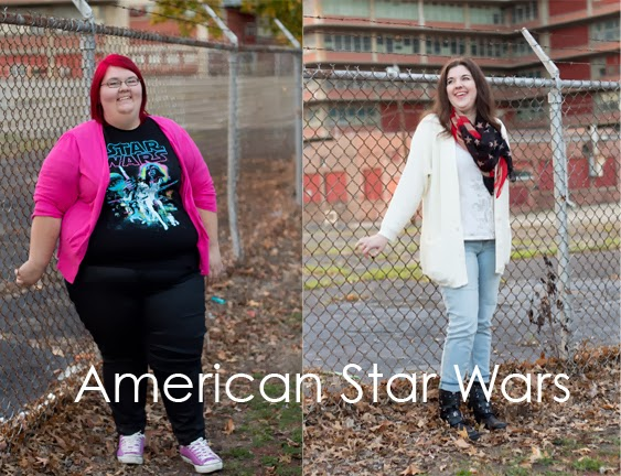 Wearable Wednesday: American Star Wars