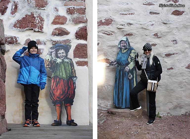 Kastelholman linna Ahvenanmaa