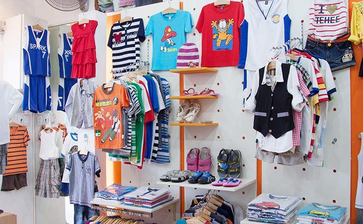 Chia sẻ kinh nghiệm kinh doanh quần áo trẻ em online