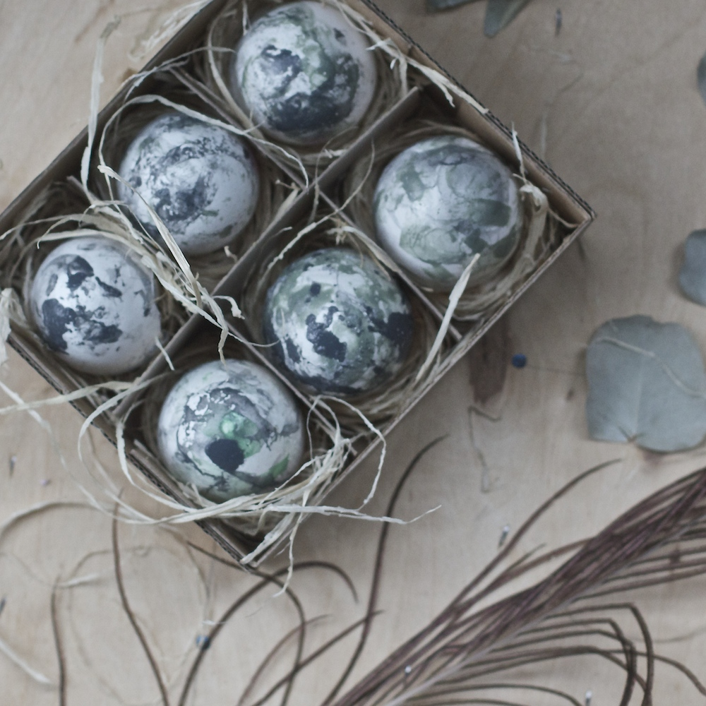 HYGGE - MARBLED EGGS - ANYA JENSEN PHOTOGRAPHY