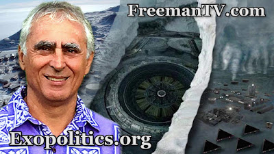 Antarctica Disclosure to Save the World -- Dr. Michael Salla