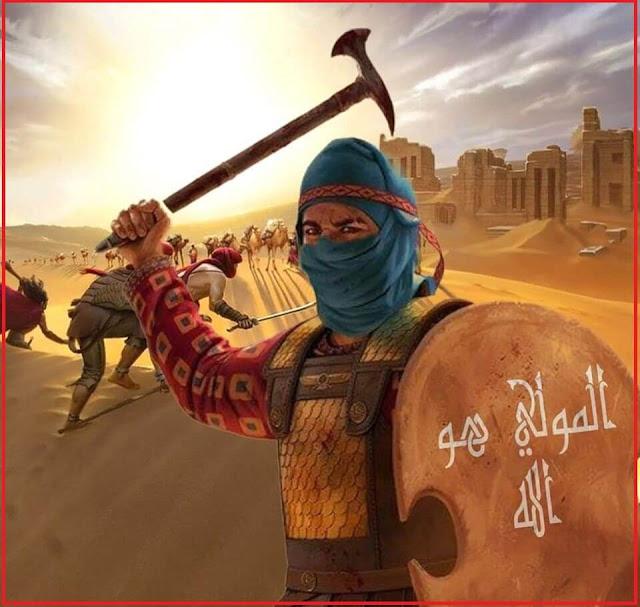 جهاد المرابطين ضد أهل مدينة برغواطة بالمغرب الإسلامي