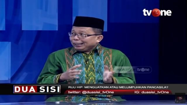 Wakil Ketua MPR: RUU HIP Itu Usulan Anggota DPR Fraksi PDIP