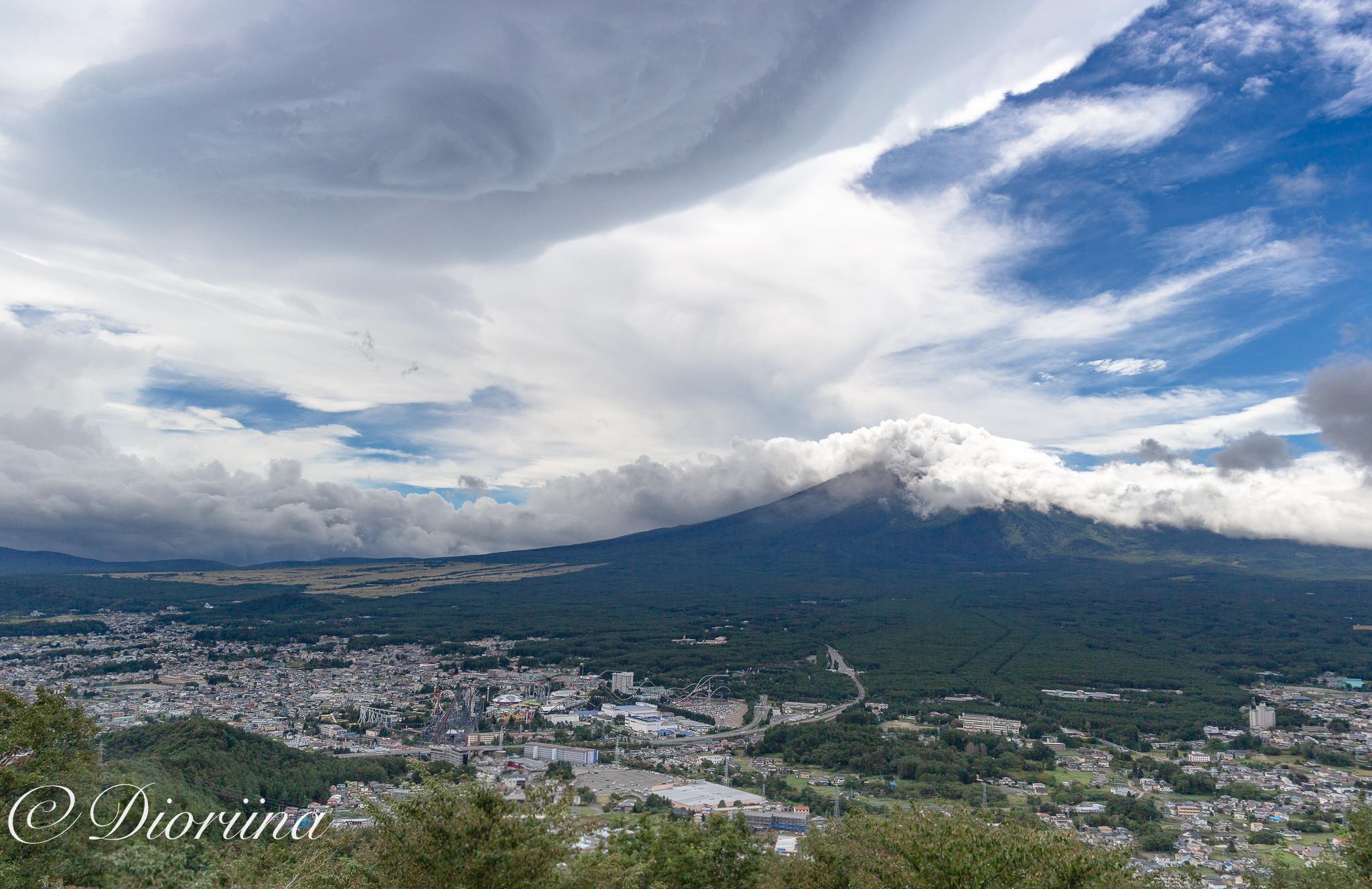 Fuji tulivuori