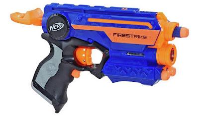 phân biệt súng Nerf thật và giả
