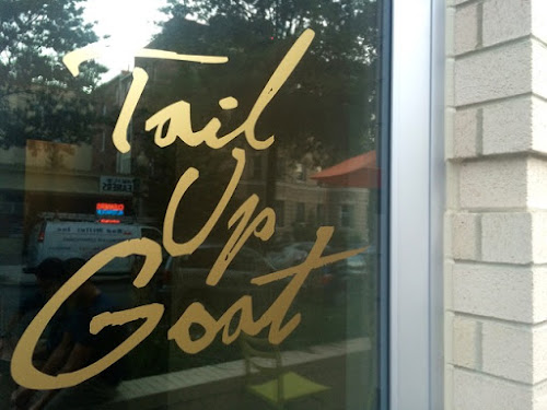 Restaurant: Tail Up Goat (Washington, D.C.)