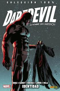 Daredevil: El Hombre sin Miedo 12. Identidad