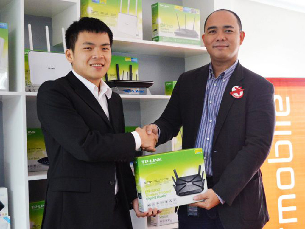 STAR Inc and TP-LINK partnership