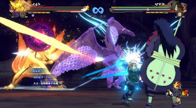 Download Naruto Shippuden Untimate Ninja Storm 4 PPSSPP Iso terbaru