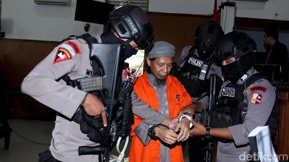 Politikus PDIP Ini Tak Setuju Aman Abdurrahman Dihukum Mati