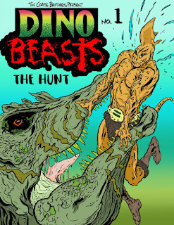 Dino Beasts - cover