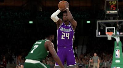 Shooter Terbaik di NBA 2K20