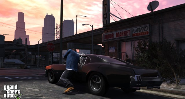 Download GTA V PS3 ISO