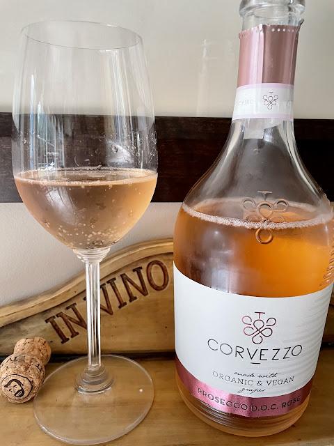 Corvezzo Prosecco DOC Rosè Extra Millesimato