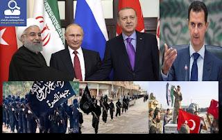 هل سيسلم أردوغان الباب للروس بعد مرور الغاز الروسي إلى صربيا وبوسنا والهرسك من تركيا؟