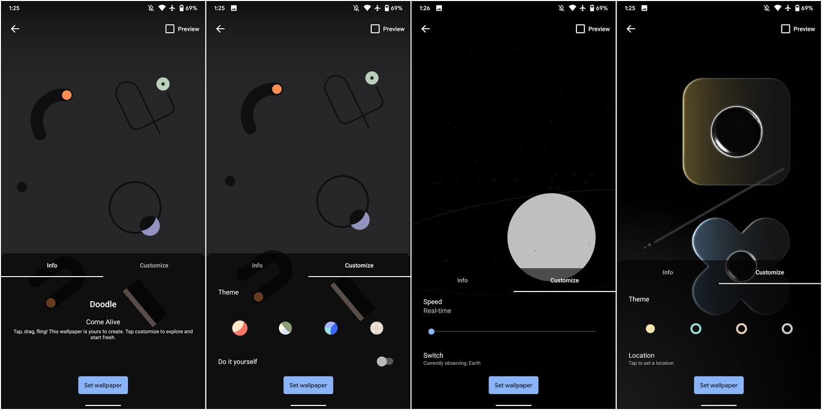 Apk Pixel 4 Live Wallpapers Are Available For Download