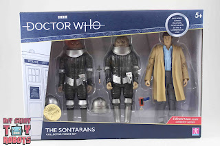 Doctor Who 'The Sontarans' Set Box 01