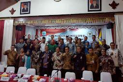 Komisi II DPR RI dan Setkab Pantau Perkembangan Provinsi Kalimantan Utara