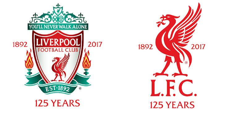 Liverpool 125th Anniversary Crest + Logo History - Footy ...
