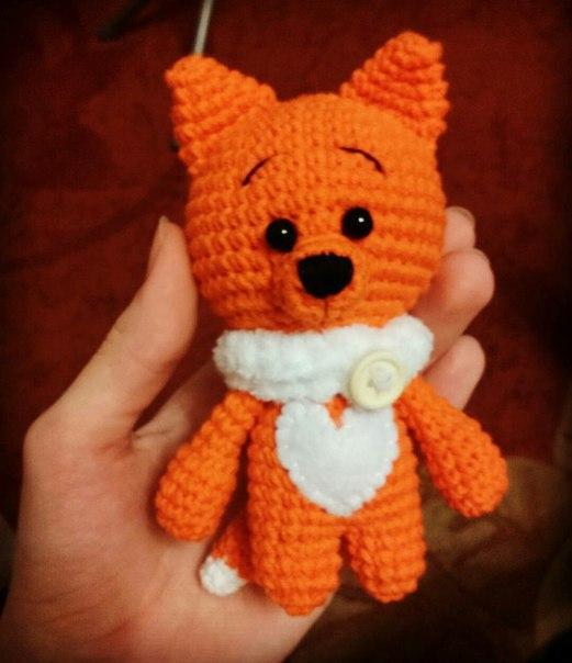 Bloglovin Amigurumi : Amigurumi Little Fox-Free Pattern Amigurumi Free ...