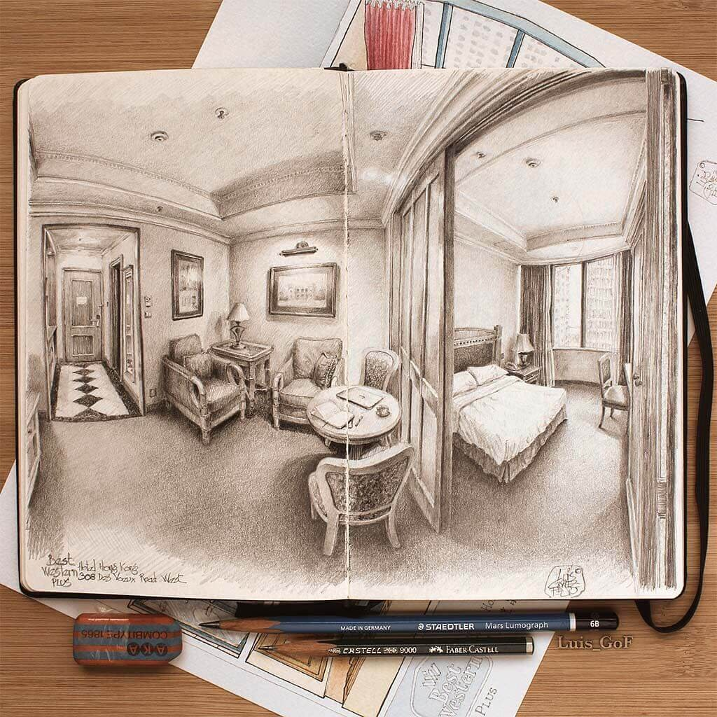 01-Hong-Kong-LG-Feliu-Interior-Design-Travel-Diary-Drawings-www-designstack-co