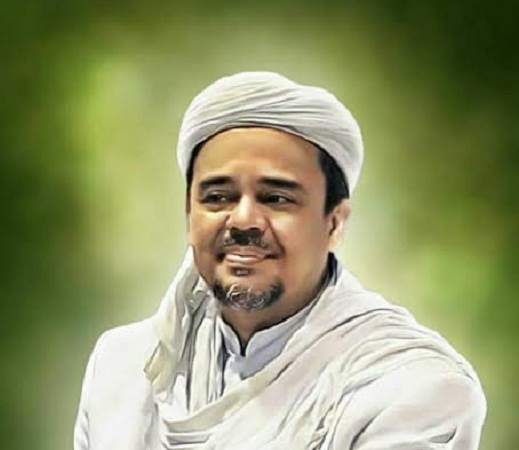 Habib Rizieq Agrees Ustadz Haikal Hassan Becomes PA 212 Spokesman