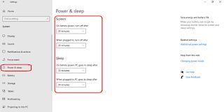 screen and sleep
