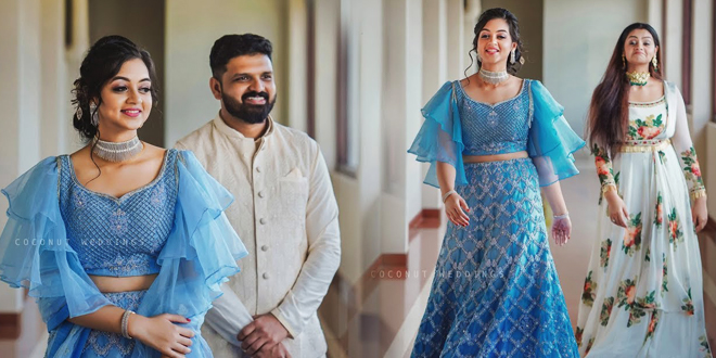 Kerala Wedding Trends 2019 August