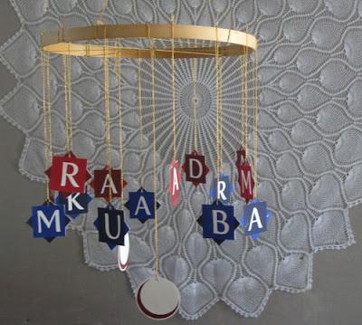 Dekorasi ramadhan