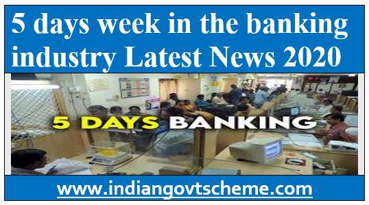 5 days Banking