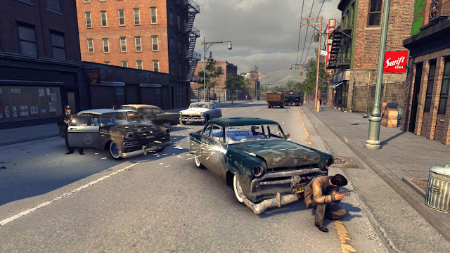 Mafia II Full Crack