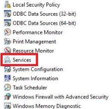 cara mematikan windows update - windows 8