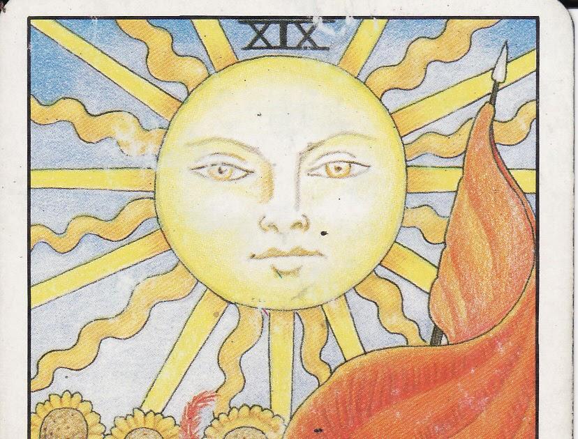 TAROT - The Royal Road: 19 THE SUN XIX