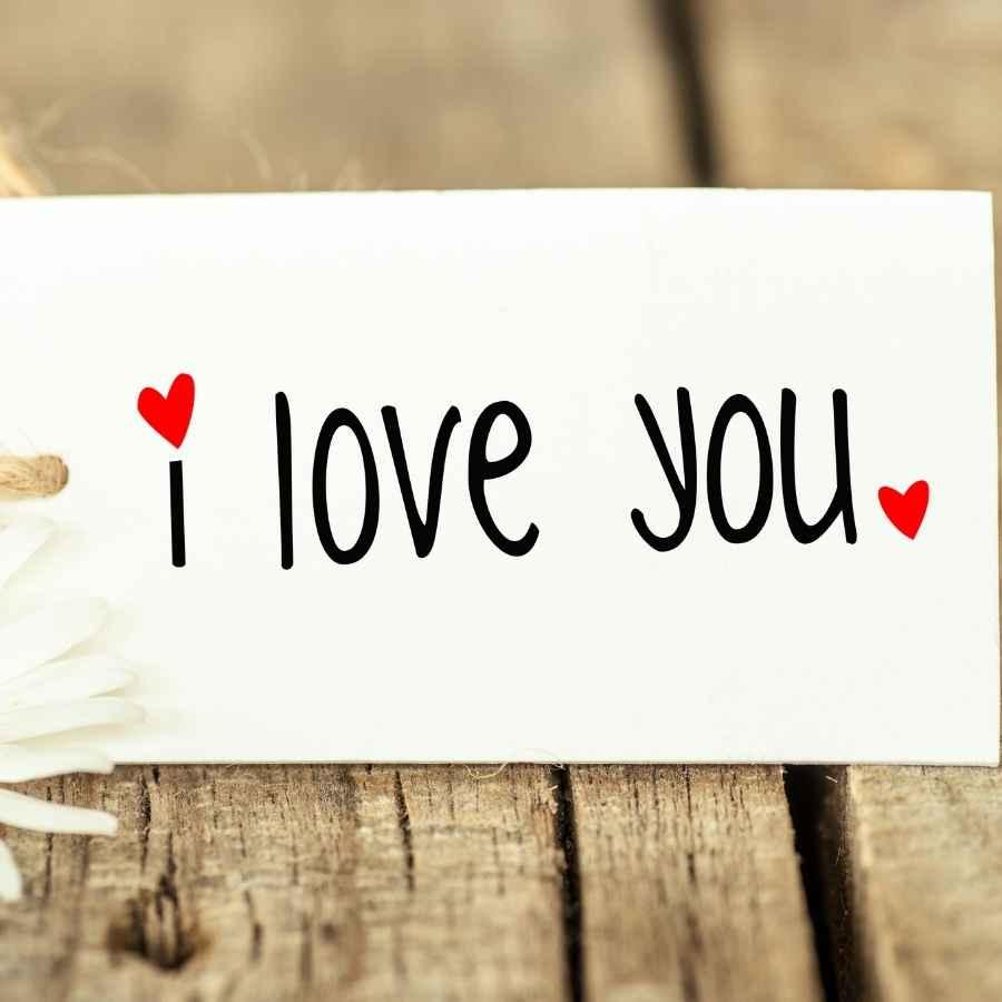 l love you photos
