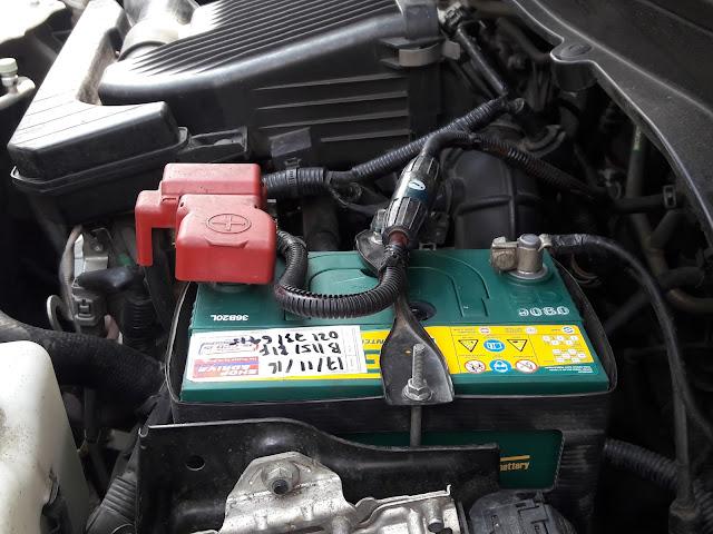 Harga aki untuk mobil Suzuki ERTIGA beserta type dan amperenya