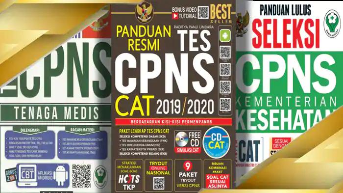 Download Buku CPNS 2021 Pdf Gratis (Part 3)