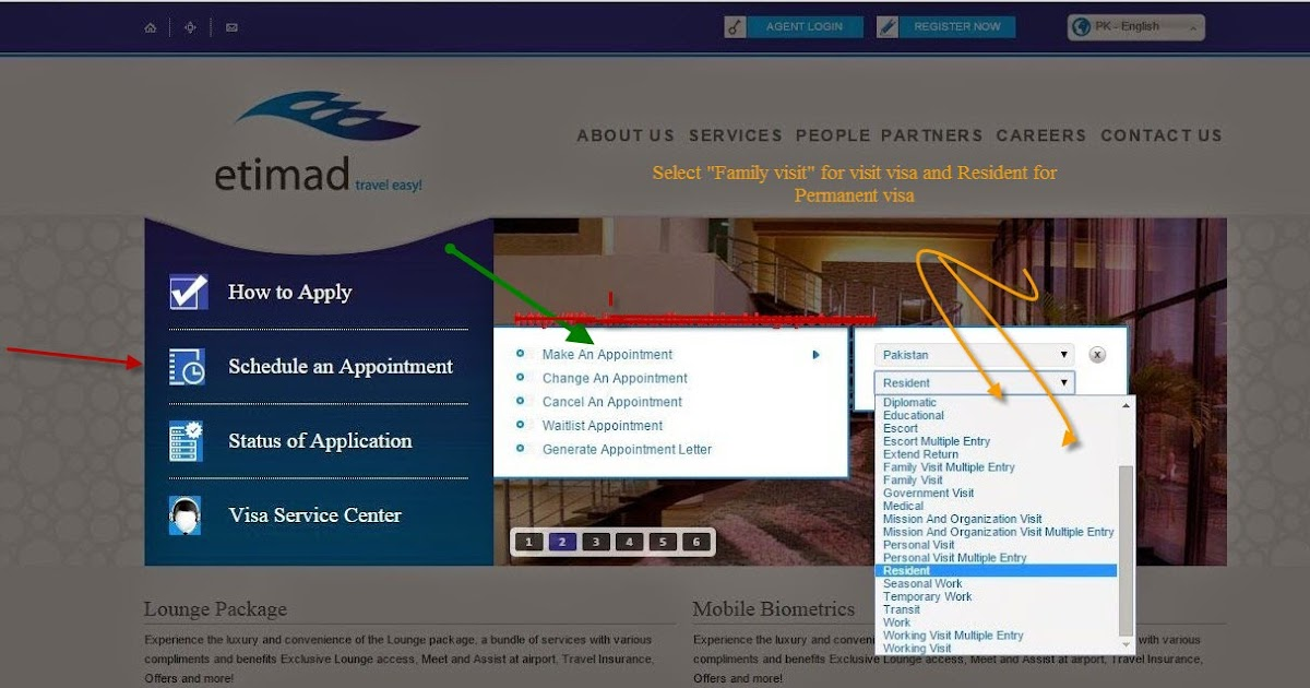 Step By Step Guide To Schedule An Appointment With Etimad Center List Wise
