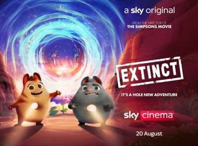 Extinct 2021 Full Movies Hindi Dubbed Download 480p