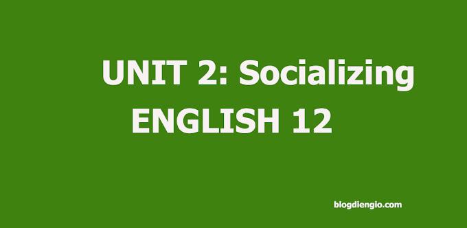 Unit 2: Cultural Diversity
